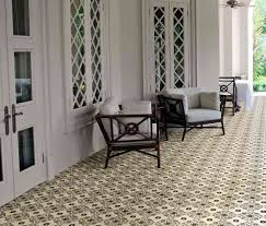 blog patterned floor tiles