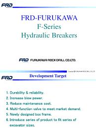 furukawa frd valve piston
