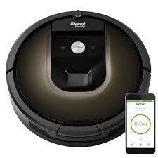 Vaccuming Irobot Roomba 980 Wi Fi Connected Vacuuming Robot R980020 The