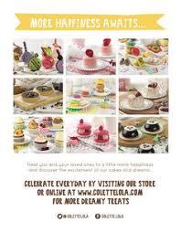 colette u0026 lola small cakes sugarpop pinterest