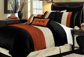 Rust Comforter Set Orange Bedroom Sets Descargas Mundiales Com
