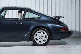 1990 porsche 911 carrera 2 1990 porsche 964 carrera 2 coupe carrera stock 1990162 for sale
