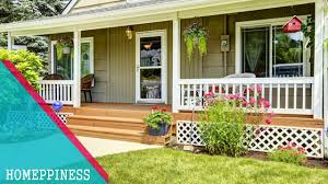 must see 30 simple front porch design ideas homeppiness