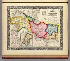 Persia Map Map Of Persia My Blog