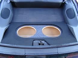 camaro speaker box custom sub enclosure affordable sub box