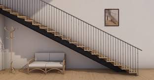 How To Make A Banister For Stairs Railing Tool Basics U2013 How To Make A Railing With Equal Numbers Of
