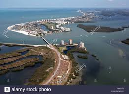 aerial photo of estero island fort myers beach lover u0027s key state