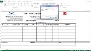 property inspection report template solidworks inspection creating a custom report template pt 3 solidworks inspection creating a custom report template pt 3