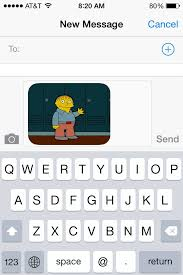 Memes For Iphone Texts - texting gifs to your friends just got a whole lot easier huffpost