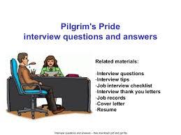 pilgrim pride employment pilgrim s pride questions and answers