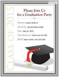 college graduation invitation templates collection of thousands of free graduation invitation template