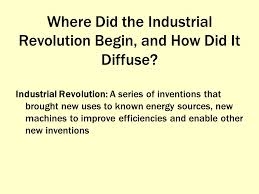 industry and services chapter ppt