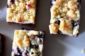 blueberry crumb bars u2013 smitten kitchen