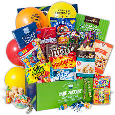 care package for college student birthday care package by gourmetgiftbaskets