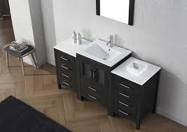 18 In Bathroom Vanity Cabinet by Virtu Usa Dior 60