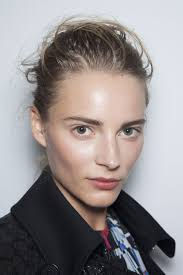 spring hair trend windswept updos hair trend report livingly