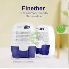 Bathroom Dehumidifier Finether 500ml Mini Air Dehumidifier Portable Dryer Home Bathroom