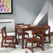 kidkraft farmhouse table and chairs dining set childs wooden table kidkraft farmhouse table and