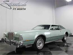 Lincoln Continental Price 1976 Lincoln Continental For Sale On Classiccars Com 11 Available