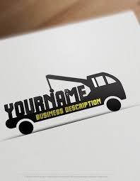Tow Truck Business Cards 12 Best Photos Of Towing Logo Samples Towing Tow Truck Logos