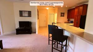 Two Bedroom Apartments In Florida Cypress Pointe Apartments In Orange Park Florida 2 Bedroom Tour