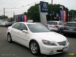acura rl 2008 premium white pearl acura rl 3 5 awd sedan 50768697