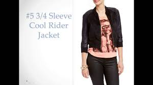 best moto jacket top 10 best leather jackets for women classy women u0027s moto jacket