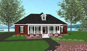 Hipped Roof House 3 Bedroom 3 Bath Country House Plan Alp 03xc Allplans Com