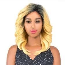 front flip hair rl parker r b collection human hair blend lace front wig flip curl