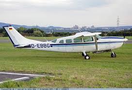 crash of a cessna 207 skywagon in clinceni b3a aircraft