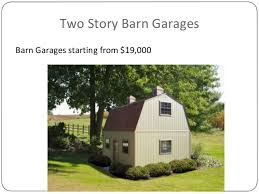 high quality and stylish garages and horse barns in texas
