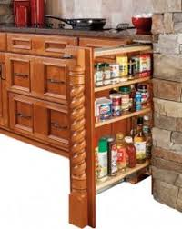 Diy Kitchen Cabinet Organizers by 6 Inch Wide Tall Cabinet Filler Organizers Each Unit Features