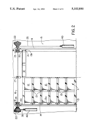Garage Door Counterbalance Systems by Patent Us5103890 Door Counterweight System Google Patents