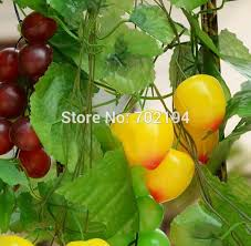 Fake Fruit Centerpieces by Wholesale Fashion Artificial Fruit Vegetable Green Rattan Climbing