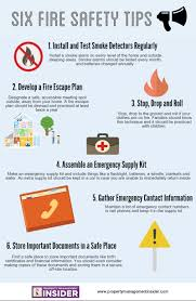 home fire safety plan surviving a home fire six things you and your residents can do