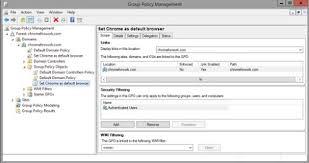 make chrome default browser on windows 10 chrome for business