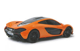 Mclaren P1 1 24 Orange Jamara Shop