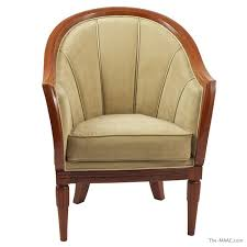 Art Deco Armchair Take A Seat A Global Collection Of Antique Chairs Manhattan Art
