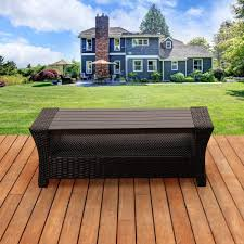 Sc Patio Furniture by Atlantic Contemporary Lifestyle Bradley Black Synthetic Wicker