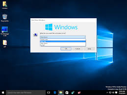 all ways to sign out from windows 10