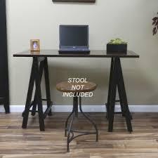 Ikea Sawhorse Desk Furniture Furniture Beah Style Ikea Sawhorse Desk With Black