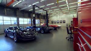 inside bill mitchell secret garage americarna youtube