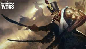 coming soon the frankenstein wars u2013 gamebook news