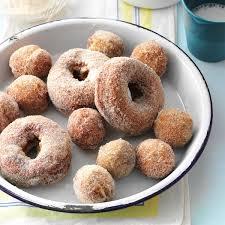 apple cider doughnuts recipe taste of home