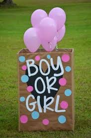 balloons in a box gender reveal gender reveal party ideas easy canvas prints