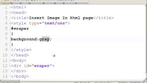 html div tag how to center div tag in css web design tutorial web design