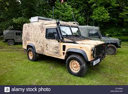 land rover desert british army snatch landrover in desert colour pattern at military