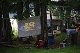 How To Make A Backyard Movie Screen by Backyard Movie Screen U2013 Diy Outdoor Home Design Garden