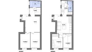 cuisine 7m2 7 m pour installer une cuisine et une salle d eau