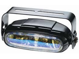 pilot automotive navigator driving and fog lights rectangular or